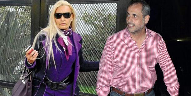 Silvia D´Auro le pide ocho millones de pesos a su ex marido Jorge Rial