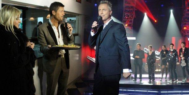 Se recalienta la competencia del Súper Martes: La voz argentina enfrentará a Tinelli