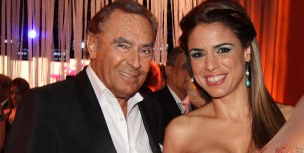 Marina Calabró el día del cumpleaños de su papá: Le pone optimismo