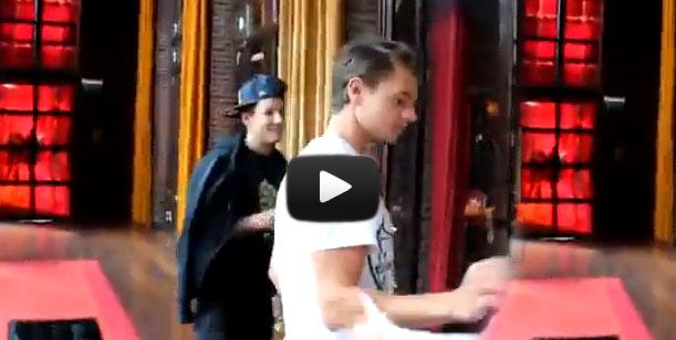 Primicia confirmada: el novio de Charlotte, en Buenos Aires; apareció el video