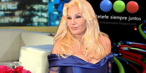 Los especiales de Susana Giménez: la palabra de Telefe