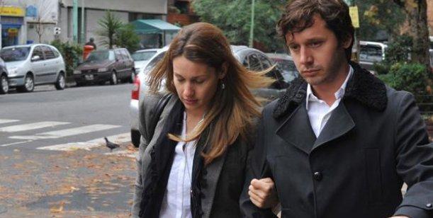 Pampita y Benjamín Vicuña recibieron la contención de Pilar Sordo en Chile