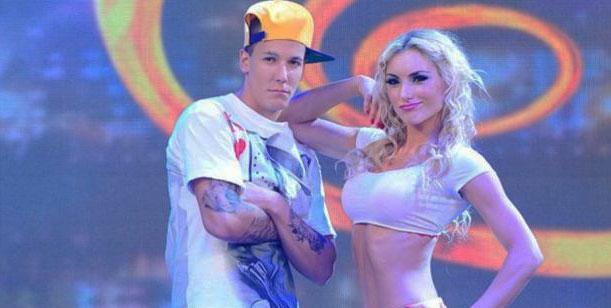 Exclusivo: Alexander Caniggia, de novio con su bailarina, Sofía Macaggi