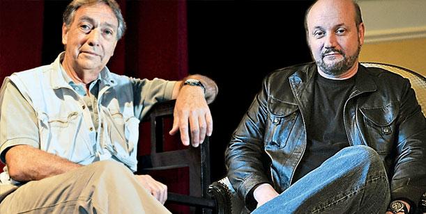 Exclusivo: Brandoni y Campanella juntos otra vez, ahora en teatro en el 2013