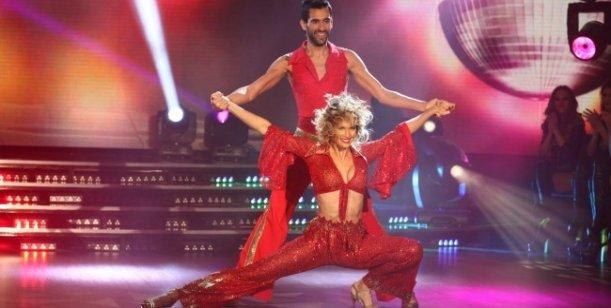 Liz Solari abandona el Bailando 2012