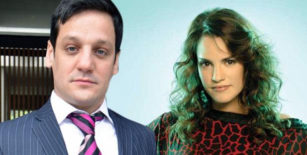 Primicia confirmada: romance entre Rodrigo de la Serna y la actriz Pilar Gamboa