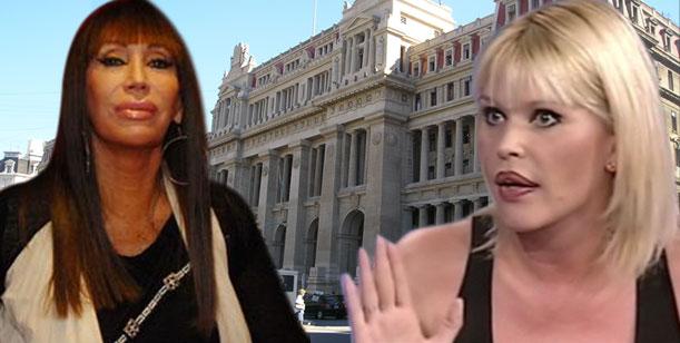 Exclusivo: Moria Casán decidió suspender el jucio contra Nazarena Vélez