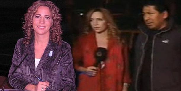 Exclusivo - Habla Sandra Borghi, la cronista de Telenoche acusada por Telefe