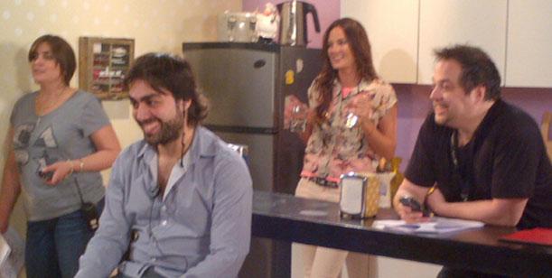 Exclusivo: RatingCero.com te muestra el back de Peter y Paula en Concubinos