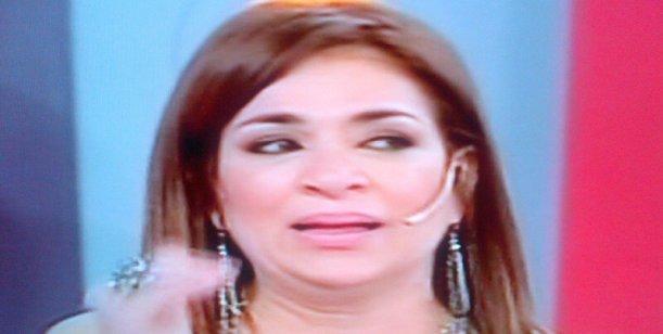 Catarsis en televisión: Claribel Medina también se pudrió y dijo de todo