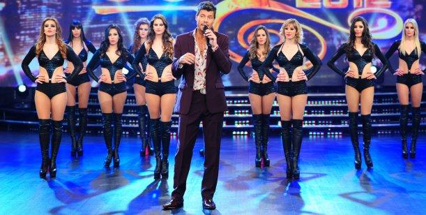 Los ratings de la noche del viernes: Showmatch 18.3; Diario de medianoche 7.7