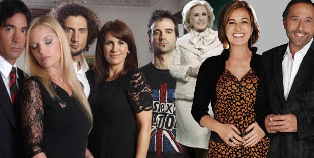 Las ficciones de Telefe para el 2013