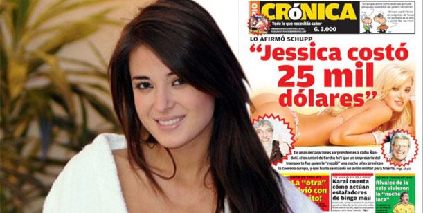 Exclusivo - Jésica Cirio responde furiosa: Los voy a hacer pelota