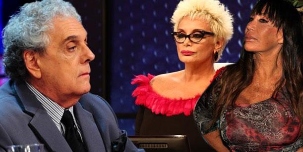 Antonio Gasalla vs Moria Casán y Carmen Barbieri: la pelea que se viene
