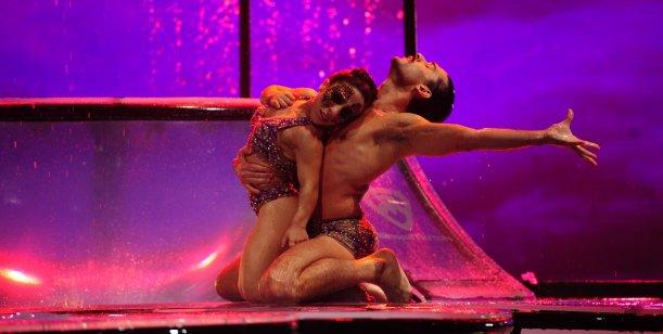 Los ratings de la noche del martes: Showmatch con 23 , Dulce amor 19