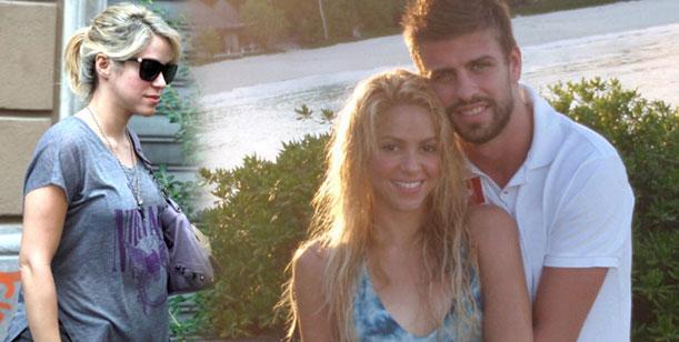Shakira: Estamos esperando nuestro primer bebé