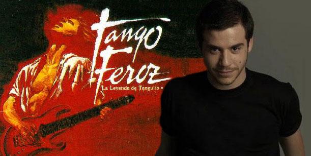 Fernando Dente: estoy feliz de ser Tanguito en el teatro