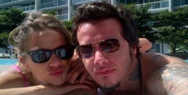 La novia de Sebastián Ortega le responde a Guillermina Valdés: Bajate del caballo
