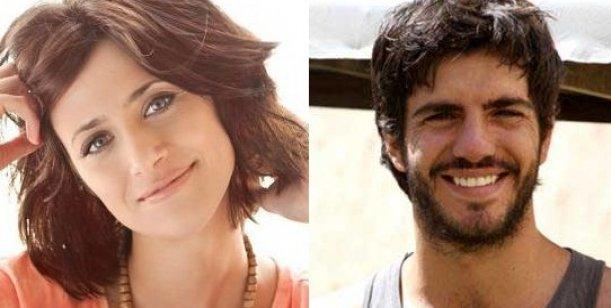 Exclusivo: Marco Antonio Caponi y Mónica Antonópulos, la pareja del 2013