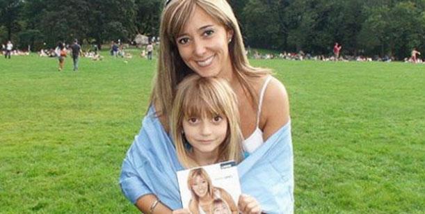 Marisa Brel, a días de ser madre por segunda vez