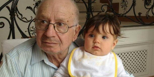 El dolor de Wanda Nara: su abuelo materno falleció mientras la visitaba en Italia