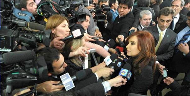 Los periodistas contraatacan