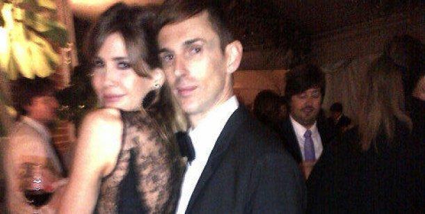 La boda de Julieta Spina con Guillermina Valdes y Pau Chaves como invitadas