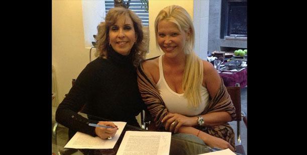 Georgina Barbarossa firmó contrato con Nazarena Vélez para Carlos Paz