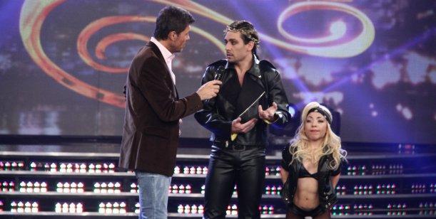 Hernán Piquín en Showmatch: No mientan