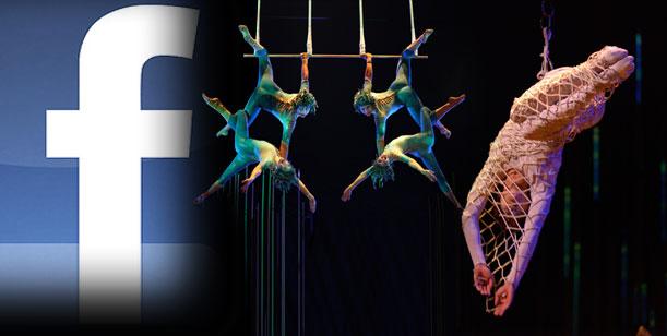 RatingCero.com regala entradas para el Cirque du Soleil en Facebook