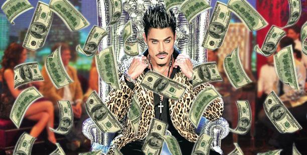 Exclusivo: ¿Cuánto vale el programa de televisión de Ricardo Fort?