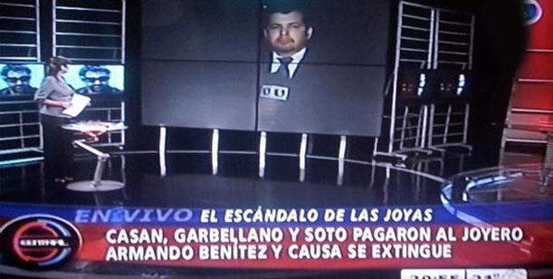 En Paraguay anuncian que Moria le pagó al joyero y la causa se extingue
