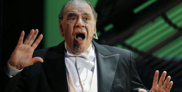 Suspendieron las funciones de Enrique PInti y Choque Urbano anoche