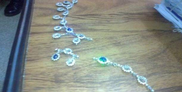 Así quedaron las joyas del caso Moria luego de ser desarmadas: aparecieron