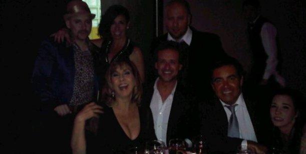 Anoche: El casamiento de Nazarena Vélez y Fabían Rodríguez, lleno de famosos