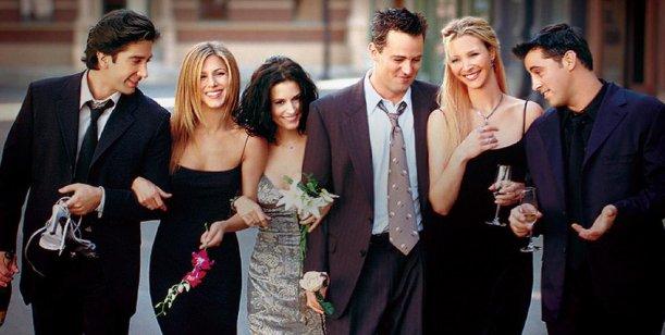 Friends calienta motores para un regreso a la pantalla luego de una década
