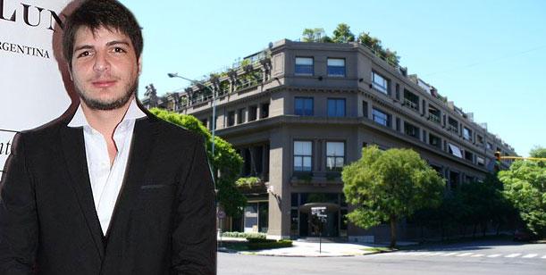 Exclusivo: Los vecinos de Tomás Costantini lo quieren echar del Palacio Alcorta