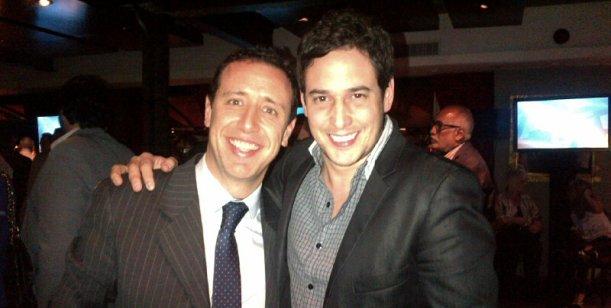 Exclusivo: La fiesta de despedida de Daniel Hadad, desde adentro