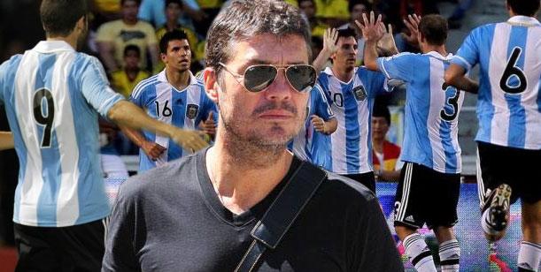 Exclusivo: Marcelo Tinelli viaja a Mendoza para alentar a la Selección Nacional