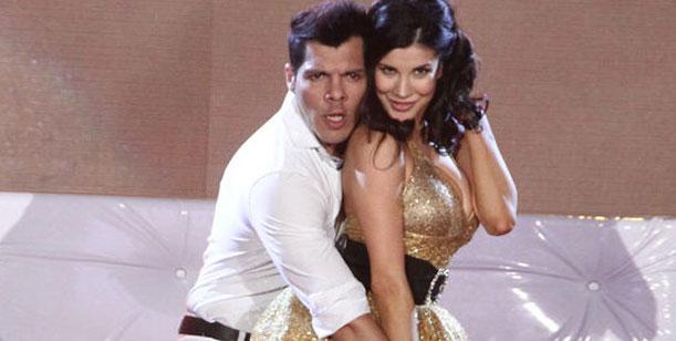 Andrea Rincón se quedó sin bailarín, Pier se fue: No estaba cómodo con ella