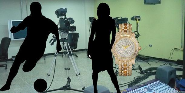 Escandaloso enigmático: El jugador, la periodista y el reloj de 6 mil dólares
