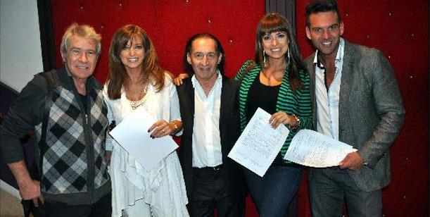 Artaza, Lopilato, Kraus, Adriana Salgueiro y Andrea Estévez van a Mar del Plata