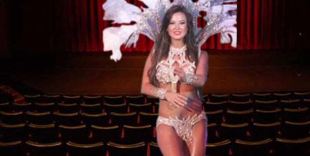 Jesica Cirio se prepara para debutar en Carlos Paz en la nueva revista de Cherutti