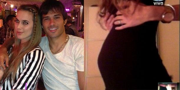 Chechu Bonelli confirmó el embarazo: Estoy de tres meses y medio