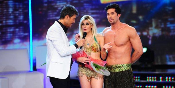 Se acabó la era Charlotte en el Bailando: el público la echó del certamen