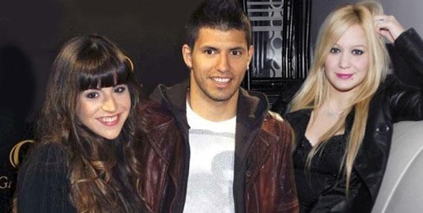 El Kun Agüero, ¿separado de Giannina Maradona y cerca de Karina, la princesita?
