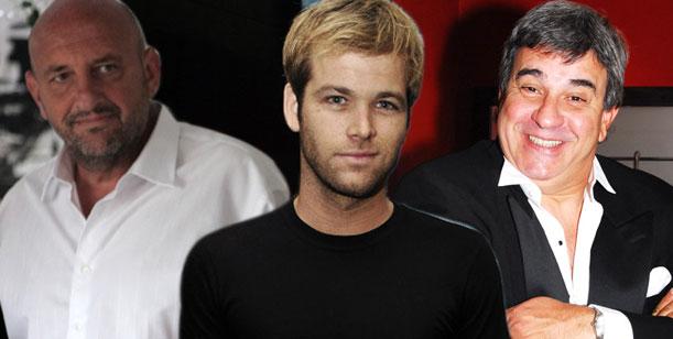 Goity y Rodríguez ya tienen su hijo para La jaula de las locas: Benjamín Amadeo