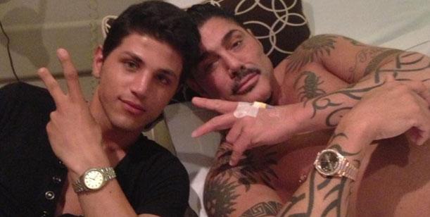 Fort sobre Rodrigo Díaz: En la cama era perfecto, pero es un estafador
