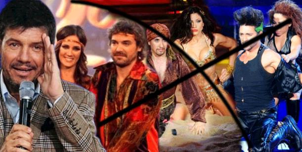 Tinelli no descarta un 2013 sin Bailando