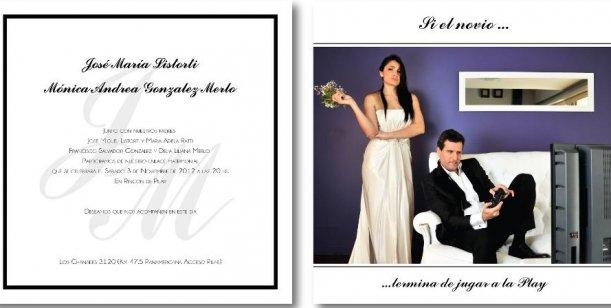 Cómo será el casamiento de José María Listorti y Mónica González